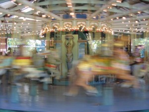 When Life = Merry-Go-Round (and it's Not Fun)
