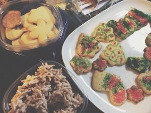 PMS + Christmas Cookies
