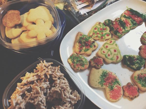 Christmas Cookies and PMS
