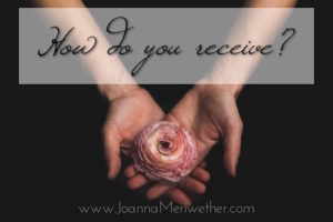 How do you receive?