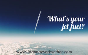 What's your jet fuel?