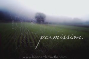permission.